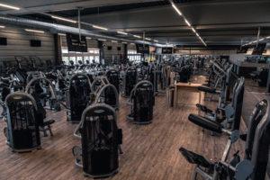 fitness gym hilden ausstattung