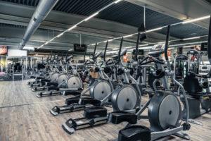 fitness gym hilden geräte cardio