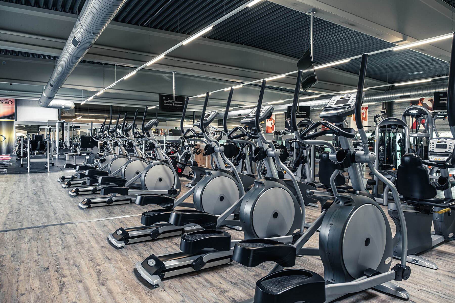 fitnessstudio hilden geräte cardio fitness gym