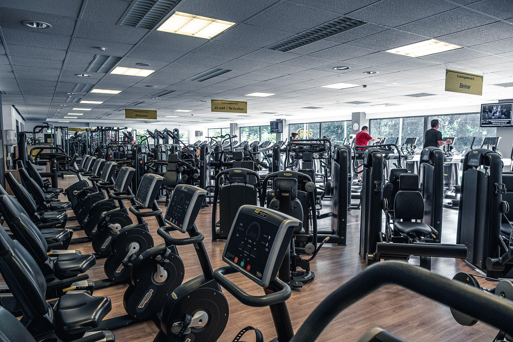 fitness gym lüdenscheid ausstattung fitnessstudio