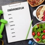 ernährungsplan erstellen