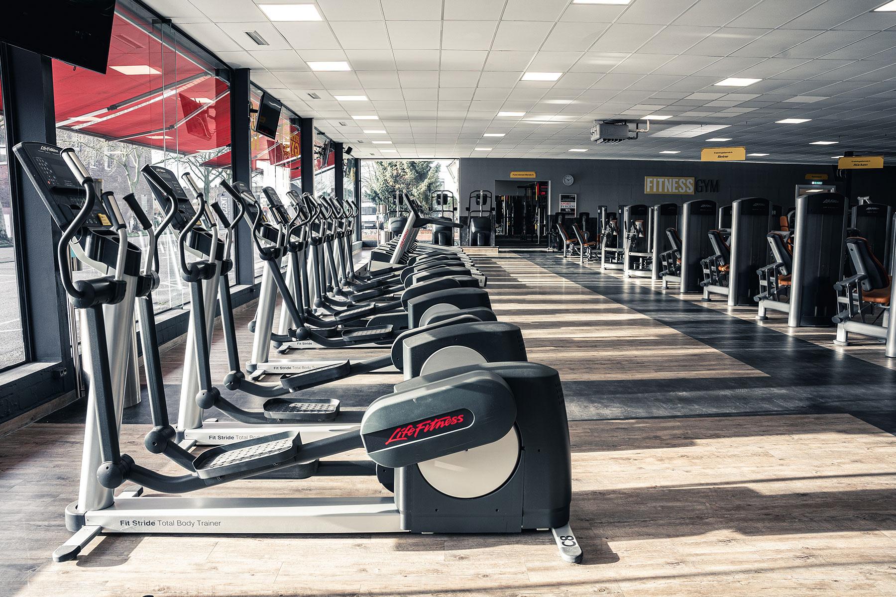 fitness gym viersen cardio