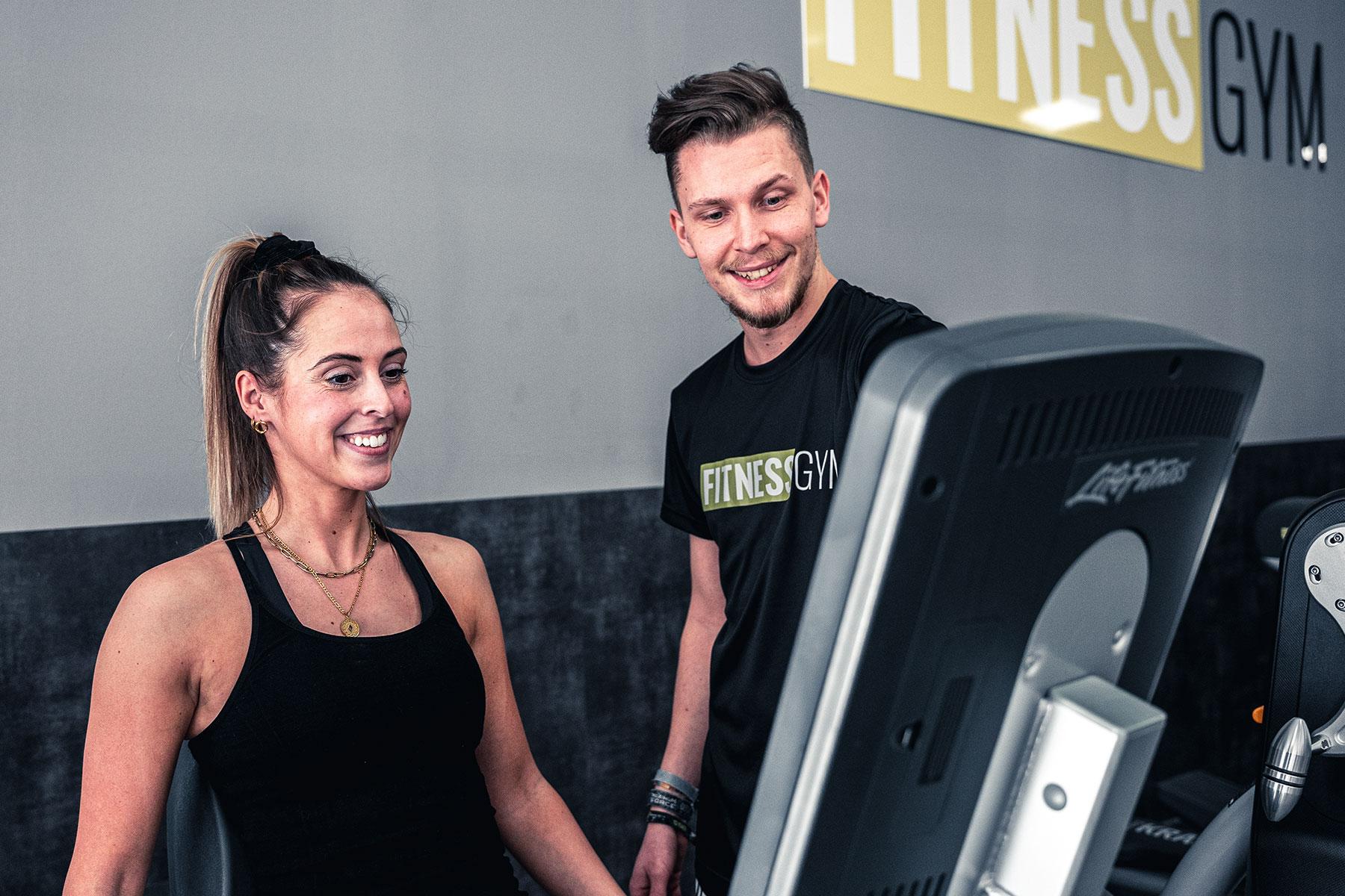 fitness gym viersen freundlicher serivce mitarbeiter ausstattung