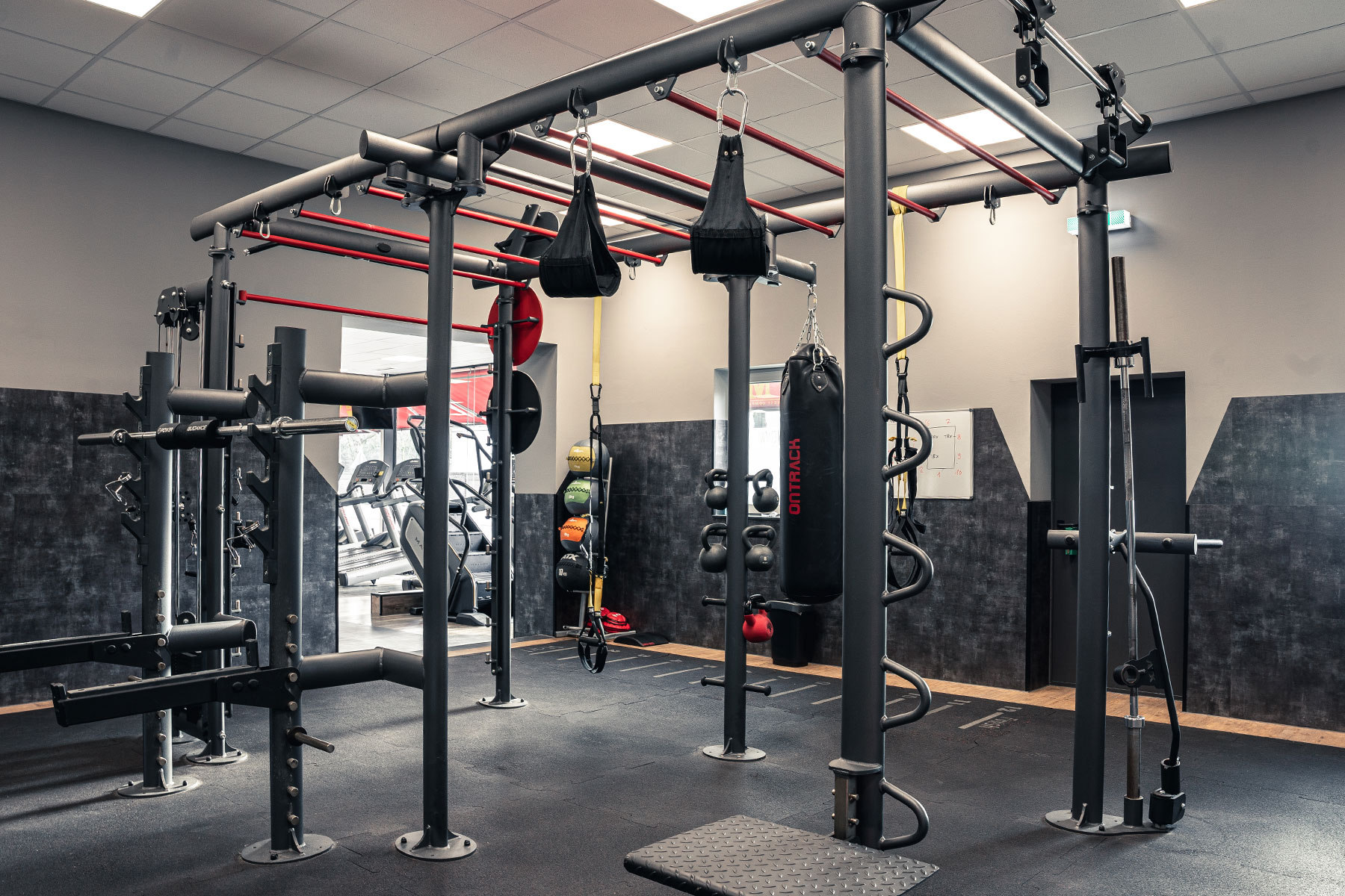 fitness gym viersen functional training