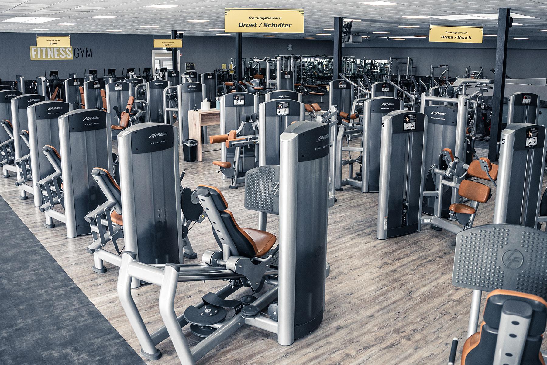 fitness gym viersen moderne ausstattung